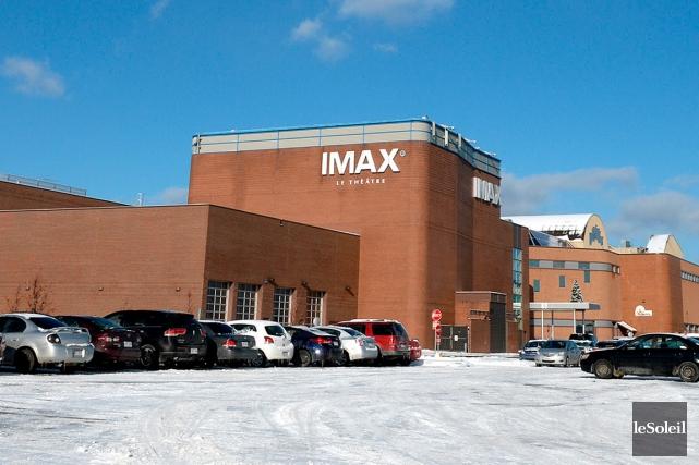 En fin de semaine dernière, le IMAX de... (Photothèque Le Soleil, Erick Labbé)