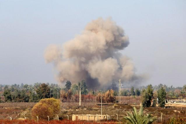 Les attentats suicide en Irak sont presque toujours... (PHOTO MOHAMMED SAWAF, AFP)