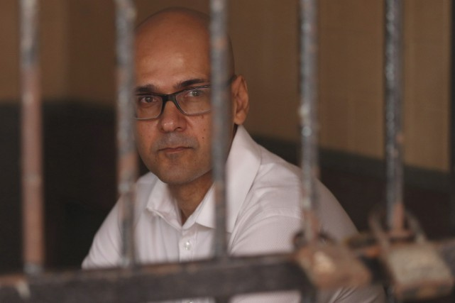 Neil Bantleman... (Photo La Presse Canadienne/AP)
