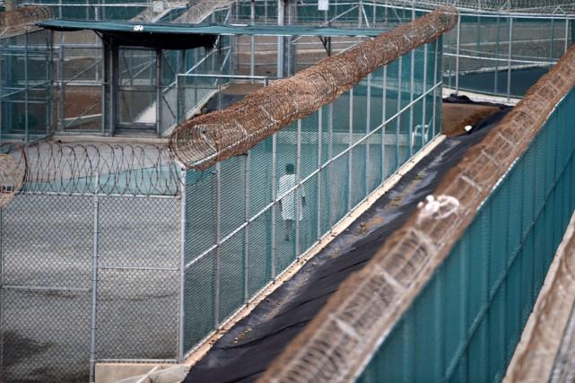 Sur les 680 détenus que comptait la prison... (PHOTO MLADEN ANTONOV, ARCHIVES AFP)