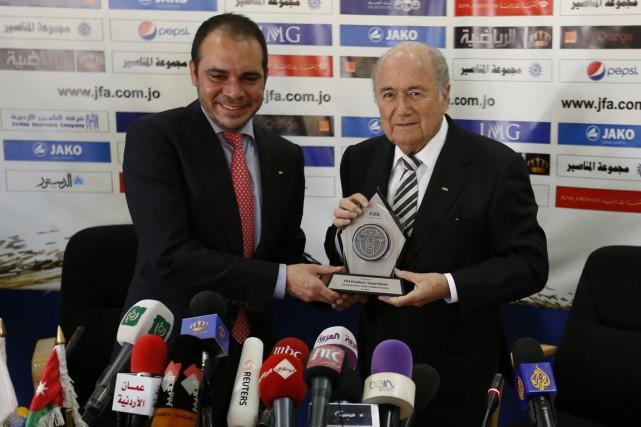 Deux des candidats à la présidence de la... (Photo Muhammad Hamed, archives Reuters)