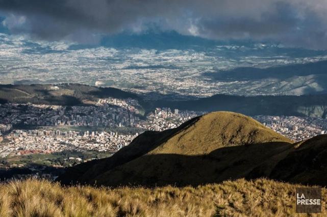L'Équateur est une destination abordable pour ceux qui... (Photo Olivier Pontbriand, archives La Presse)