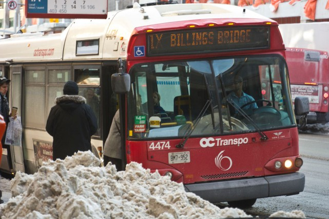 La vigilance des chauffeurs est assurée en raison... (Martin Roy, LeDroit)
