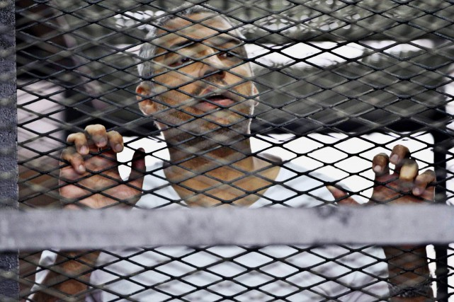 Mohammed Fahmy, âgé de 40 ans, est l'un... (Photo archives AP)
