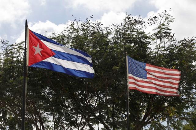 Cuba a libéré des prisonniers politiques comme le... (PHOTO ENRIQUE DE LA OSA, ARCHIVES REUTERS)