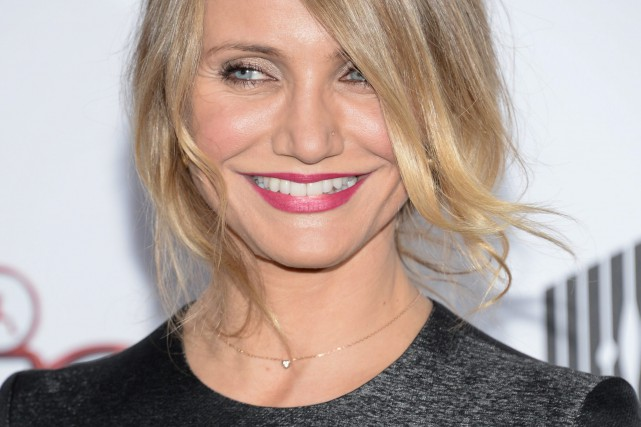 Cameron Diaz... (Photo Evan Agostini, AP)
