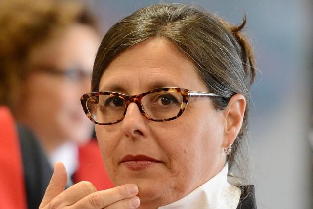 La juge Sonia Rouleau de la Cour du... ((Archives))
