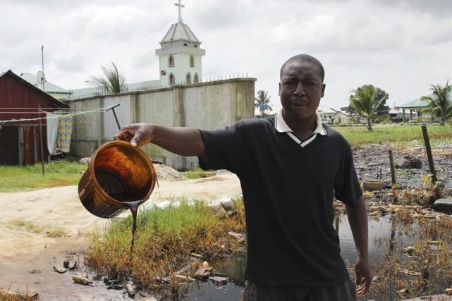 La pollution avait eu lieu fin 2008 dans... (Archives Reuters)