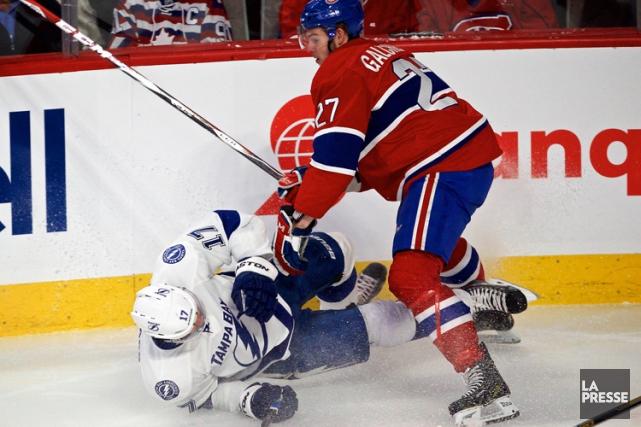 Relisez le clavardage du match entre le Canadien et le Lightning de Tampa Bay... (Photo: André Pichette, La Presse)
