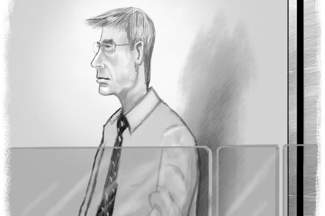 Quatre semaines sont réservées pour le procès de... (Illustration Serge Paquette, collaboration spéciale)