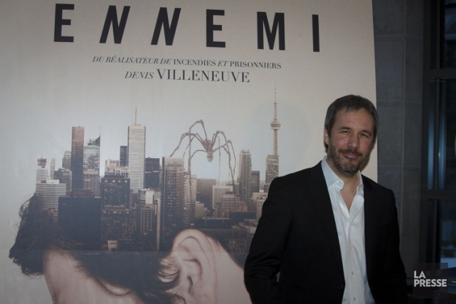 Le long métrage Enemy, du Québécois Denis Villeneuve, a remporté le... (Photo: André Pichette, archives La Presse)