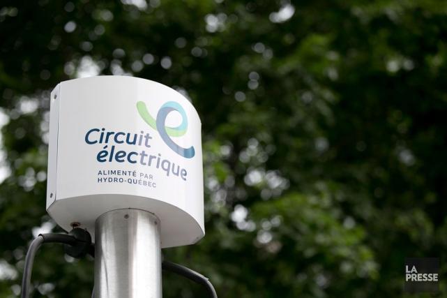 Le Circuit électrique prend de l'expansion dans la MRC Papineau. Les... (Archives, La Presse)