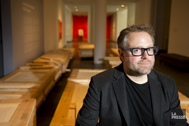 Le président du Musée d'art contemporain, Alexandre Taillefer... (Photo: Alain Roberge, archives La Presse)