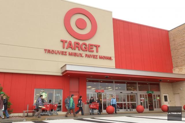 Quel serait l'impact pour le Carrefour de l'Estrie si Target décidait de... (Archives La Tribune, Maxime Picard)