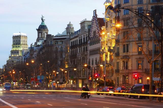 «J'ai visité Barcelone pour la première fois il... (Photo Digital/Thinkstock)
