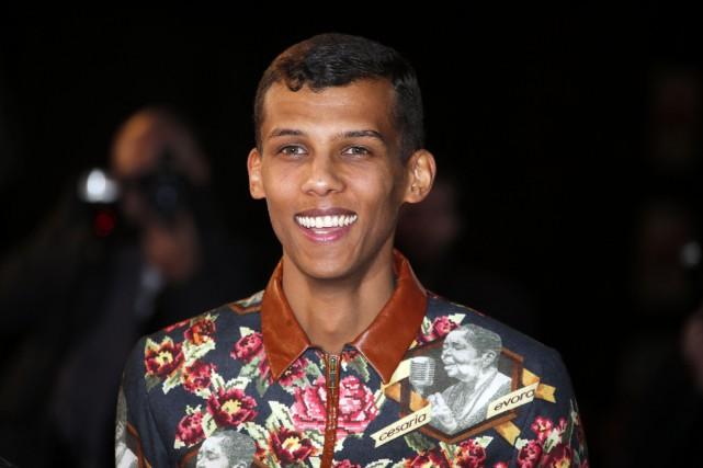 Le chanteur belge Stromae sera se produira au... (Photo Eric Gaillard, Reuters)