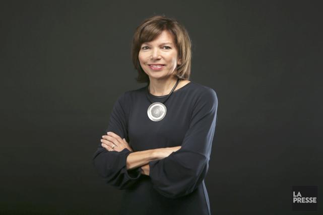 Isabelle Lord, présidente de Lord Communication managériale.... (Photo Martin Chamberland, La Presse)