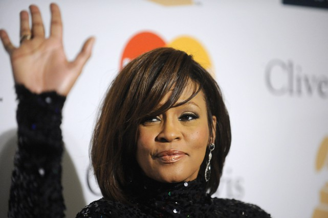 Whitney Houston en 2011... (Photo Phil McCarten, archives Reuters)