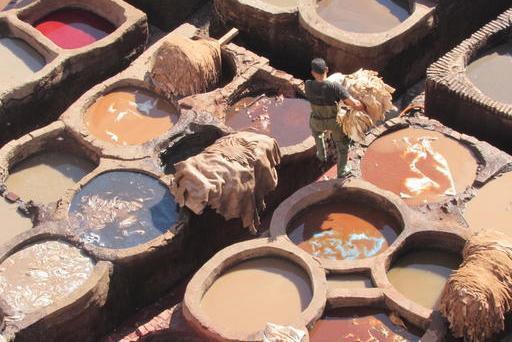 Fès est l'une des destinations populaires du Maroc,... (La Nouvelle, Jonathan Custeau)