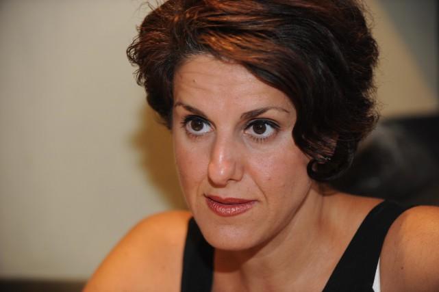 Djemila Benhabib a perdu des amis dans les... (Sylvain Mayer)