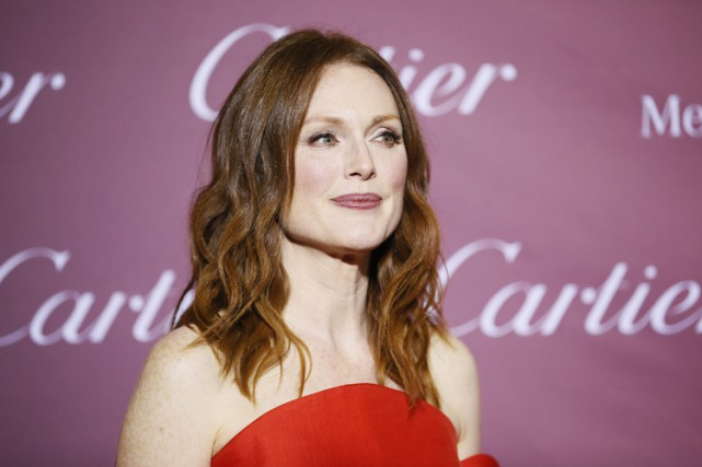Julianne Moore dit avoir «le coeur brisé par... (Photo: Reuters)