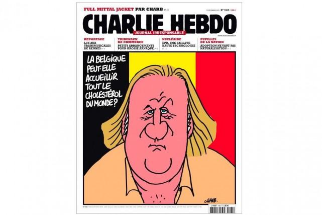 Charlie Hebdo ne s'en prend pas qu'aux religions,...