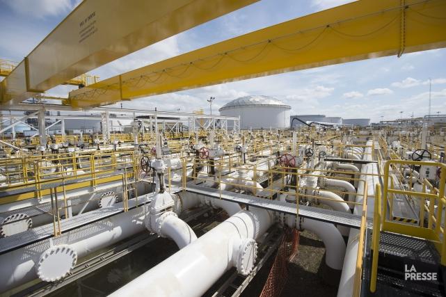 Si l'or noir extrait des côtes terre-neuviennes prend... (PHOTO ARCHIVES LA PRESSE)