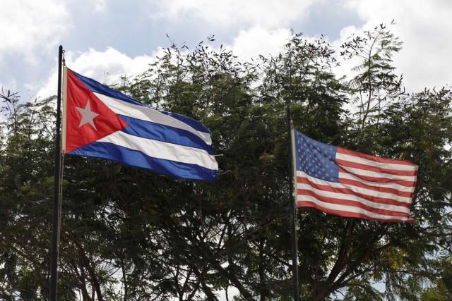 Ces pourparlers seront les premières rencontres officielles après... (PHOTO ENRIQUE DE LA OSA, ARCHIVES REUTERS)
