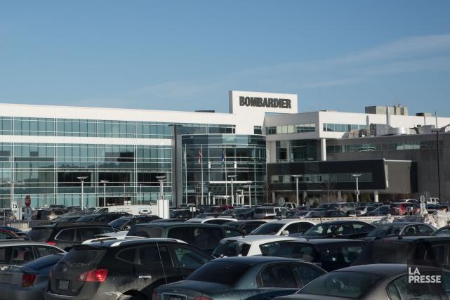 L'action de Bombardier a perdu hier 5,1 % de sa valeur dans la foulée du départ... (PHOTO MATHIEU WADDELL, ARCHIVES LA PRESSE)