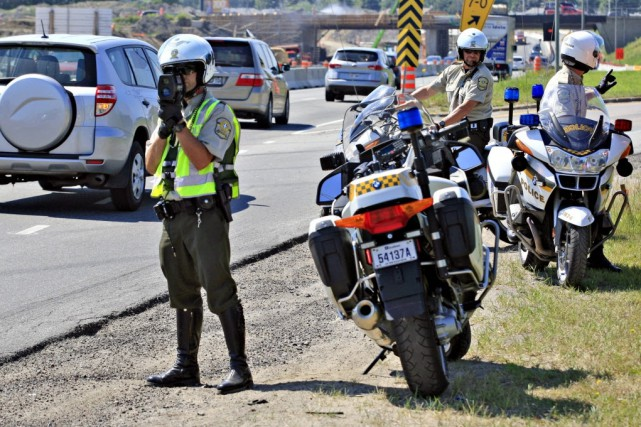 L'amélioration de la sécurité routière ne devrait pas... ((Archives))