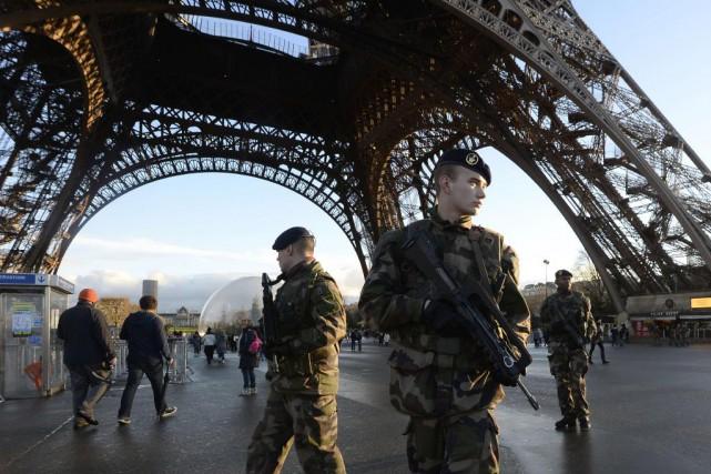 Ce qu'on doit surtout retenir de l'attentat au... (PHOTO BERTRAND GUAY, AGENCE FRANCE-PRESSE)