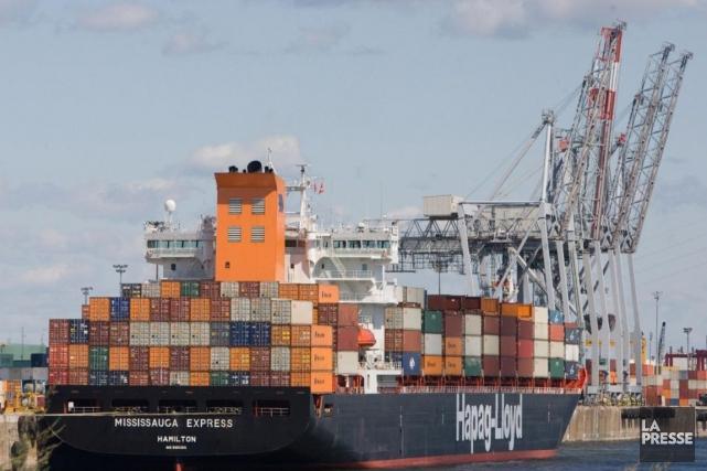 Le grand projet d'avenir du port de Montréal... (Photo fournie par le port de Montréal)