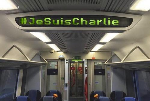 Des Français de tous les horizons proposent d'accompagner,... (Photo tirée de Twitter)