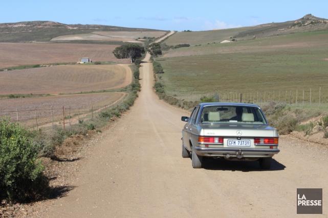 La région du Cap comporte de spectaculaires trajets... (Photo Sylvie St-Jacques, La Presse)