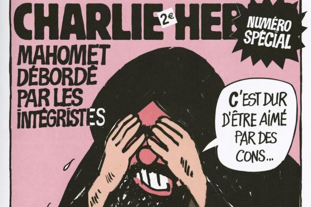 La caricature de Mahomet publiée par Charlie Hebdo... (Charlie Hebdo)