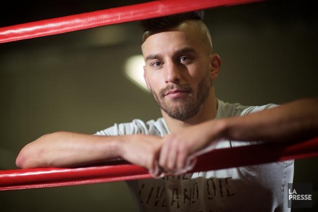 David Lemieuxa reçu plusieurs offres depuis son combat... (Photo André Pichette, archives La Presse)