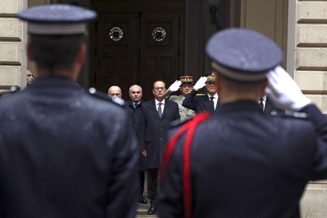 «La France, même si elle est consciente d'avoir... (Photo AFP)