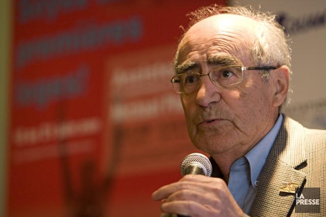 M. Théorêt a travaillé au sein de la... (Photo François Roy, archives La Presse)