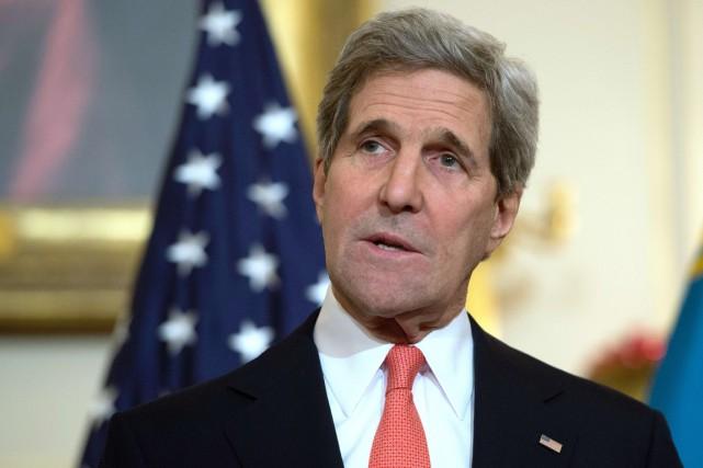 Le secrétaire d'État, francophone et francophile, avait été... (Photo AFP)