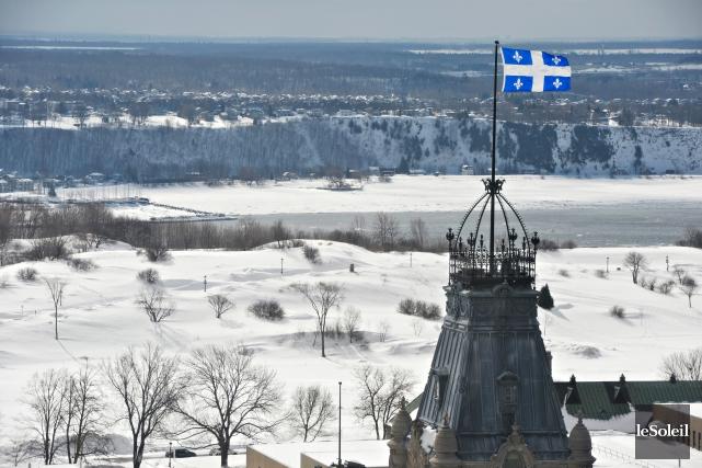Le Québec, après les déchirements de l'an dernier,... (PHOTO PASCAL RATTHÉ, ARCHIVES LE SOLEIL)