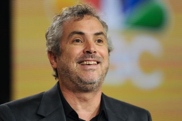 Le réalisateur mexicain Alfonso Cuaron... (Photo GUS RUELAS, Reuters)