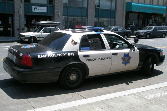 Une fusillade a fait quatre morts en début de nuit samedi à San Francisco, en... (Photo tirée de Wikipédia)