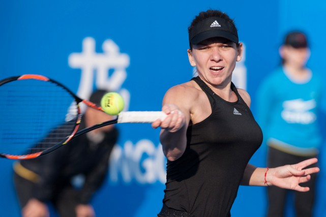 Simona Halep... (PHOTO AGENCE FRANCE-PRESSE)
