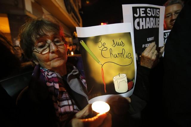 L'attentat survenu à Paris et la sentence imposée... (La Presse Canadienne)