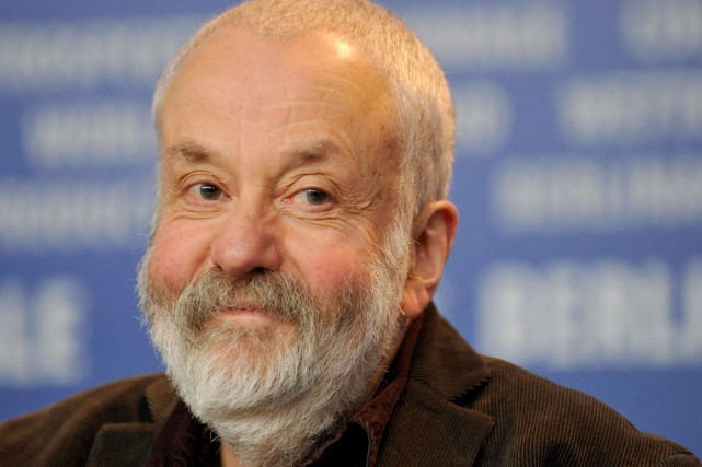 Mike Leigh... (PHOTO REUTERS)
