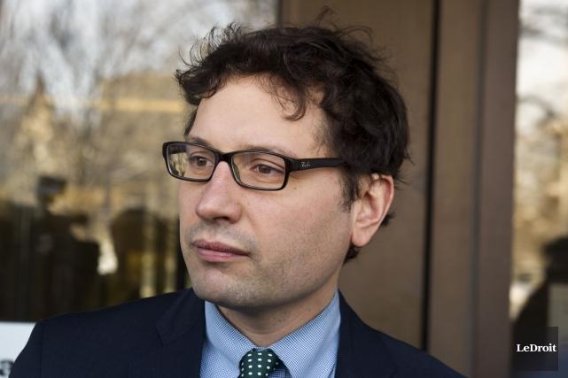 L'avocat des frères Larmond, Joseph Addelman.... (Photo Martin Roy, LeDroit)