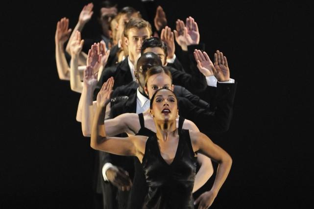 Petite Cérémonie, de Ballet BC... (Photo Michael Slobodian)