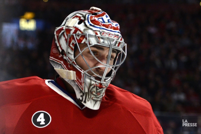 Carey Price... (Photo La Presse)