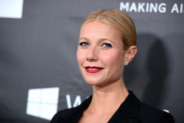 Gwyneth Paltrow... (Photo AP, Jordan Strauss)
