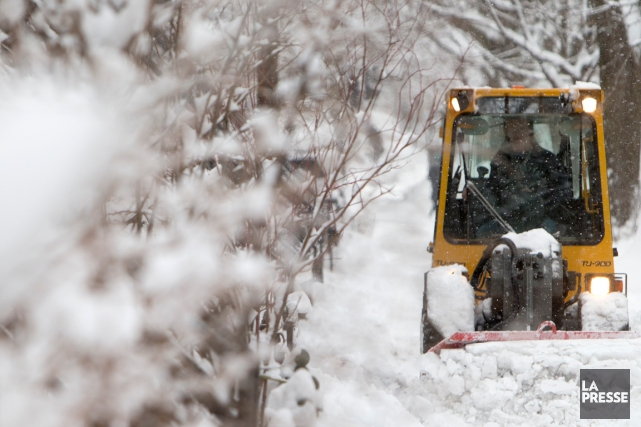 La dernière tempête vous a déprimé et ce n'est pas faute d'aimer l'hiver, mais... (PHOTO ROBERT SKINNER, LA PRESSE)